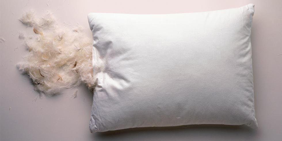 How to wash feather pillows clean and sparkle for Drying feather pillows
